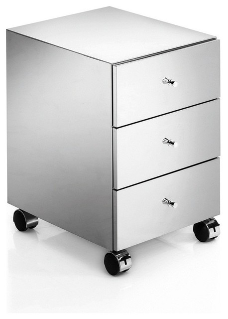 WS Bath Collections Runner Drawer Unit Contemporary