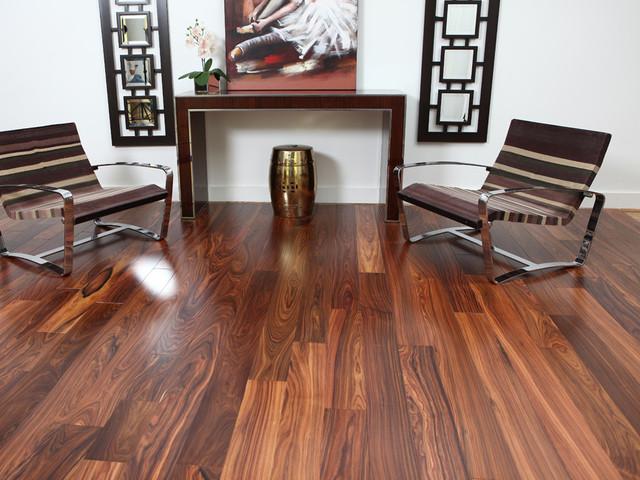 Rosewood floor contemporary-hardwood-flooring