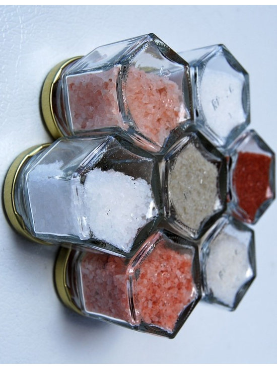 Gourmet Salts of the World Kit by Gneiss Spice -