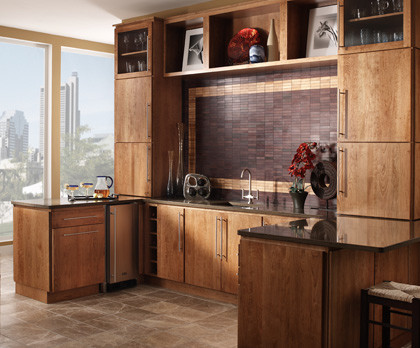 Towne & Country Design, Inc contemporary-kitchen