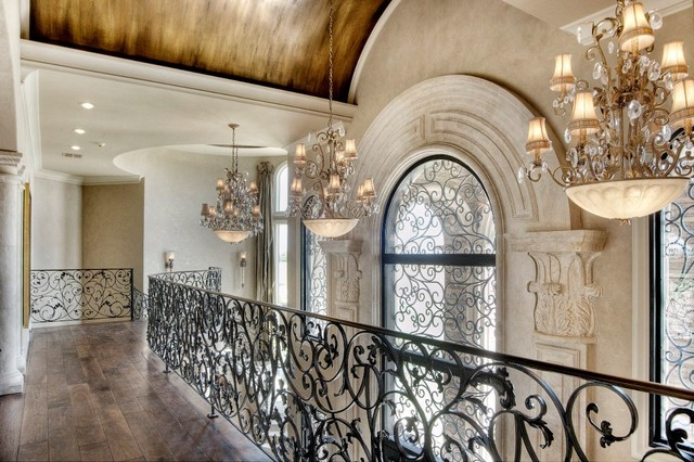 Entry - Eclectic - Entry - houston - by Decorative & Faux Finishes