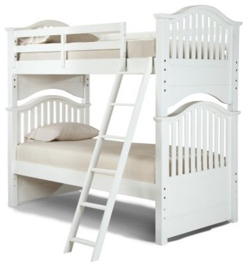 Olivia Twin over Twin Bunk Bed modern-beds