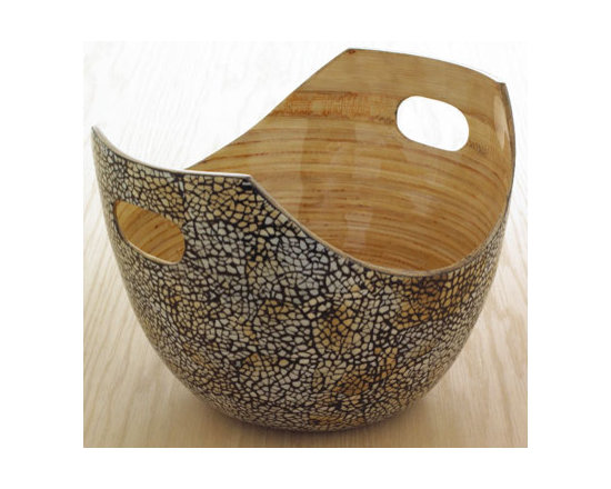 Eggshell and Bamboo Bowl from The Art Institute of Chicago -