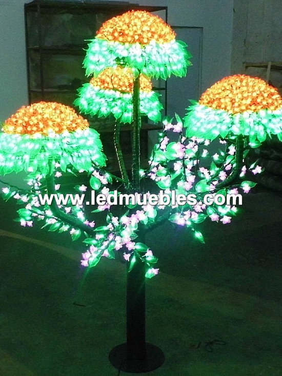 party lights tree - Welcome to visit our marvellous Led Bonasi Tree! The tree light is designed virtually to true fruit tree(apple / mango / orange / carambola / peach...).They are made of best material with high technique, it is waterproof, heatproof, cold resistant, anti-wind, anti-aging. It can be used as holiday light, festival lights, celebration lights, wedding lights, party lights, event lights, stage lights, hotel lights, shopping center lights. It is the best choice for decorating parks, tourist resort, shopping center, squares, hotels, street of cities, amusement park, night club, night bar, plaza, hall and even your home.