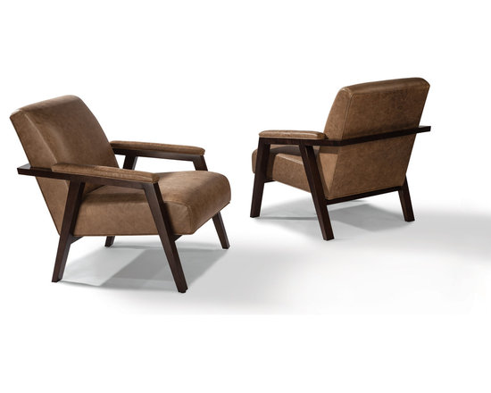 Anglez Chairs from Thayer Coggin -