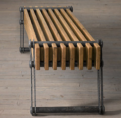 Kinetic Narrow Coffee Table