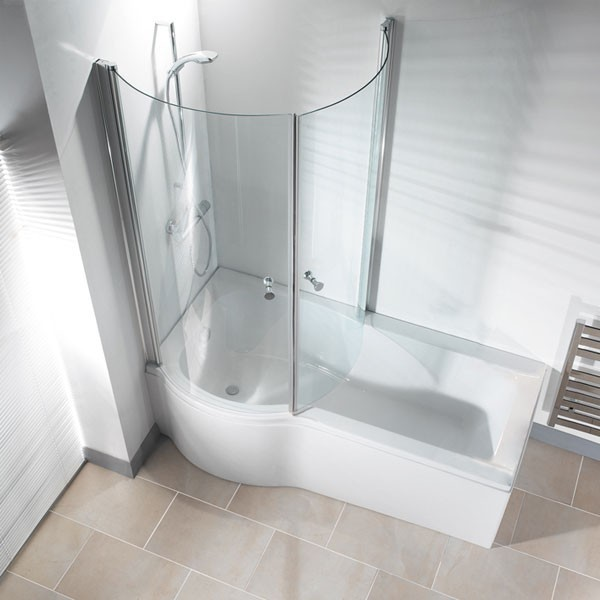 Modern Bathtub Shower asymmetric bathtub from cabrits. modern bathtubs bathtubs solid