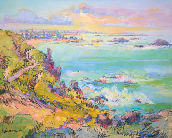 Artwork for Beach House, Sunset View -