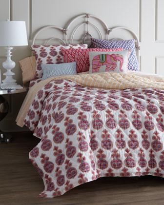 "John Robshaw ""Danda"" Bed Linens traditional-bedding"