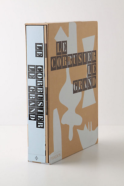 Le Corbusier Le Grand Book midcentury-books