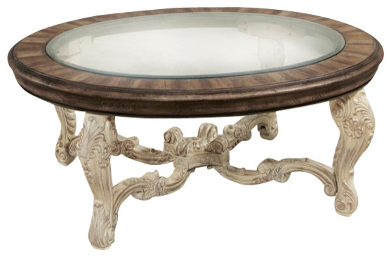 American Drew Jessica Mcclintock Boutique 4 Piece Coffee Table Set Traditional Coffee Table
