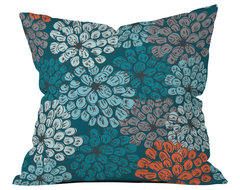 Khristian A Howell Greenwich Gardens 3 Outdoor Throw Pillow contemporary-outdoor-cushions-and-pillows