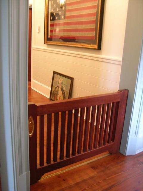 Custom pocket dog door farmhouse interior doors new for Interior door with dog door