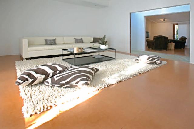 Leather Tiles modern