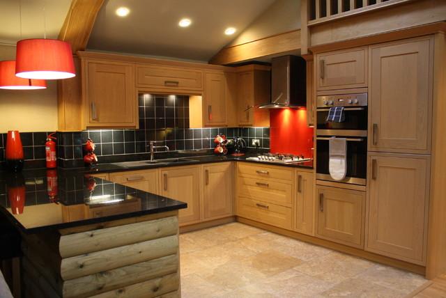 Kitchen Tiles Black Worktop kitchen tiles to go with black worktops - kitchen.xcyyxh