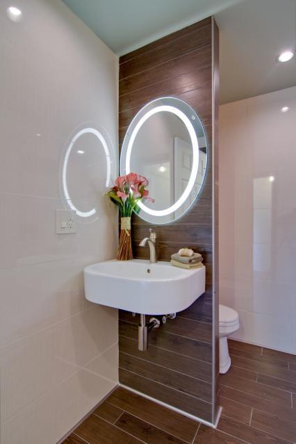 Modern Retreat Bathroom modern