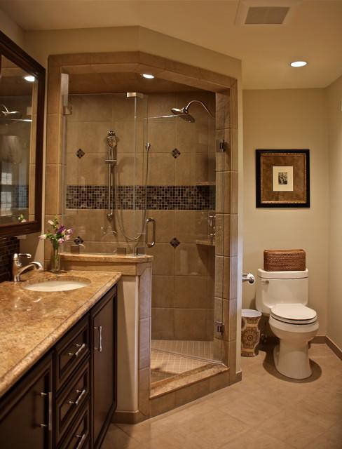 Bedroom Master Bath Suite