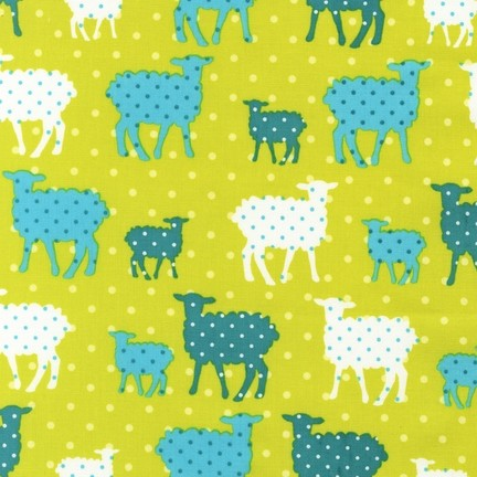 AWN-12064-269 By Laurie Wisbrun From Modern Whimsy modern fabric