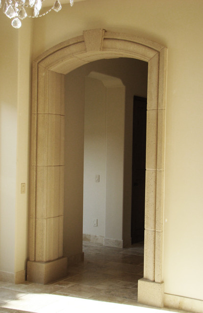 moldings archways traditional interior doors san diego by