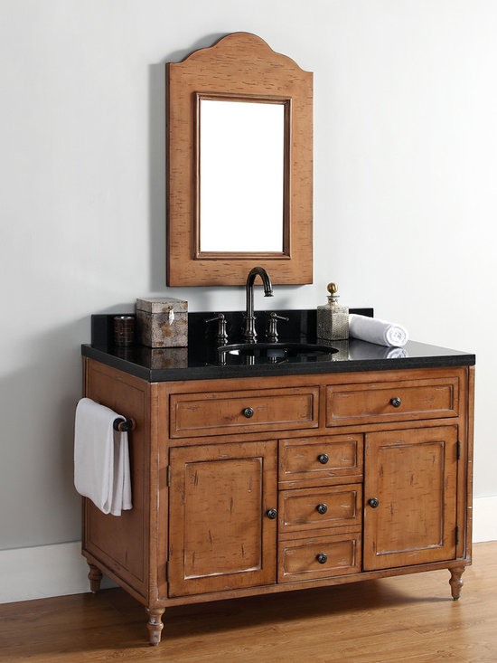 """James Martin Solid Wood 48"""" Copper Cove Single Bathroom Vanity 300-V48-DRP - James Martin Solid Wood 48"""" Copper Cove Single Bathroom Vanity 300-V48-DRP - Discount Coupons available"""