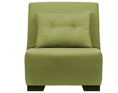 Puccini Chair Bed, Apple contemporary-chairs