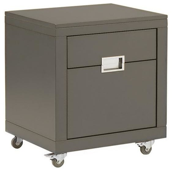 Parsons II File Cabinet - Modern - Filing Cabinets And Carts - by Home Decorators Collection