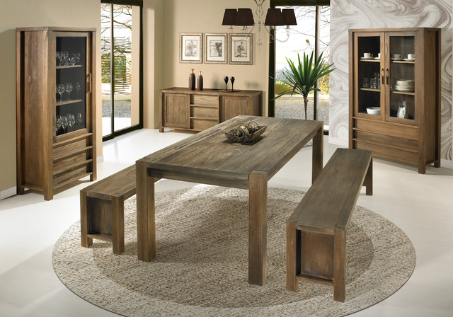LINEAR dining and living modern-furniture