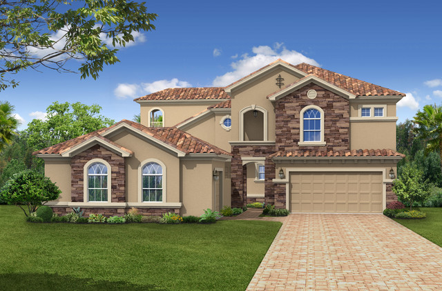 Luxury Home For Fairway Lakes Located In Viera Fl