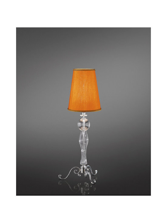 "Italamp Cult Edition ""Armonia Table"" - talamp blown glass table lamp IT/341/LP"