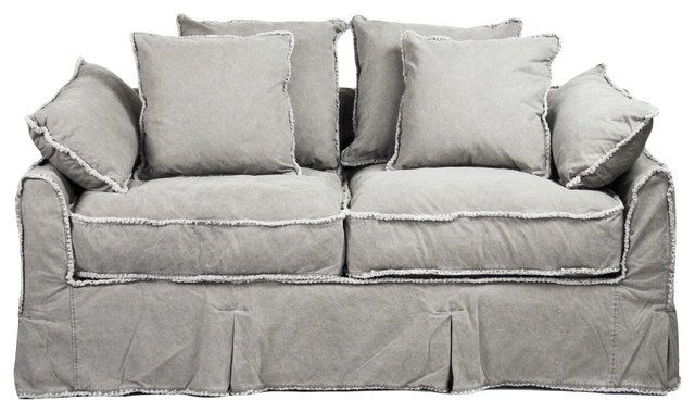 French Country Collection Rustic Sofas Other Metro By Kathy Kuo Home
