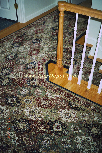 Natco Home Premiere Panel Multi carpet-tiles