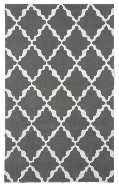 Lattice Rug modern-rugs