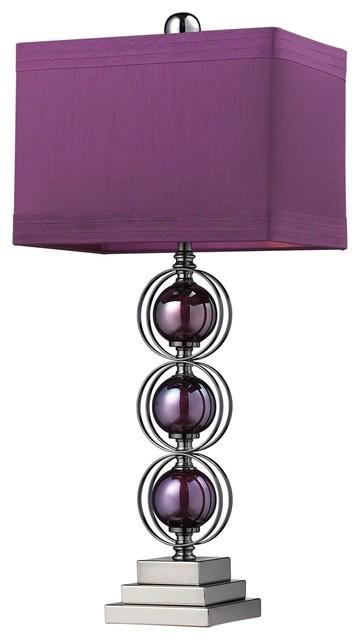 Dimond Alva Transitional Table Lamp X-2322D contemporary-table-lamps
