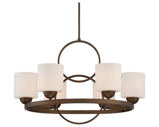 """Possini Euro Design - Possini Euro Sphero Antique Bronze 35 1/2"""" Wide Chandelier - 6-light chandelier. Black finish. Opal glass. Modern circular forms. From Possini Euro Design. Maximum six 60 watt or equivalent standard base bulbs (not included). Measures 33"""" wide 20 1/2"""" high. Includes one 6"""" three 12"""" downrods. Includes 67"""" of wire. Each shade is 6 1/4"""" high 5 3/4"""" wide.  Canopy is 5"""" wide 4"""" high.  6-light chandelier.  Antique bronze finish.  Opal glass.  Modern circular forms.  From Possini Euro Design.  Maximum six 60 watt or equivalent standard base bulbs (not included).  Measures 33"""" wide 20 1/2"""" high.  Includes one 6"""" three 12"""" downrods.  Includes 67"""" of wire.  Each shade is 6 1/4"""" high 5 3/4"""" wide.  Canopy is 5"""" wide 4"""" high."""