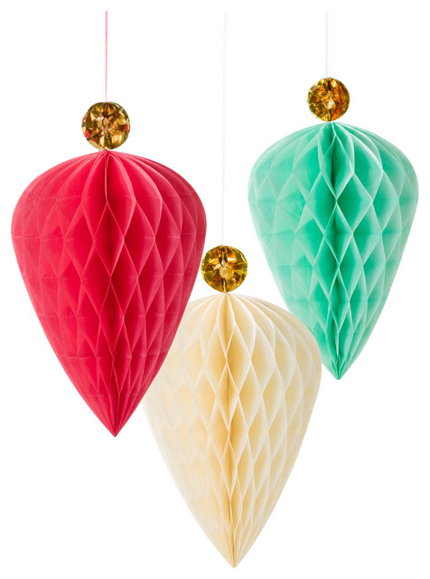 Christmas contemporary christmas ornaments north for Contemporary ornaments for the home