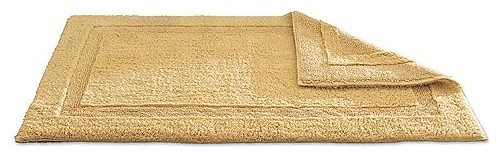 Reversible Resort Bath Rug traditional-bathroom-accessories