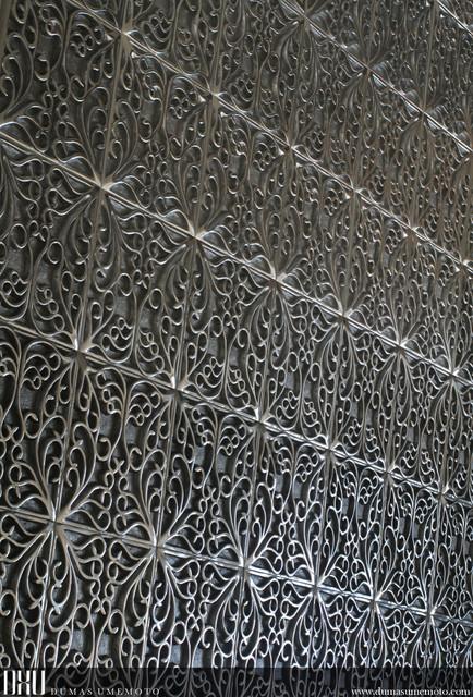 Metal Tiles | Brocade Series traditional-tile