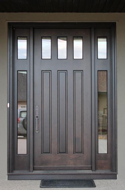 solid wood front door houston wooden front door and frame solid wood doors craftsman front doors