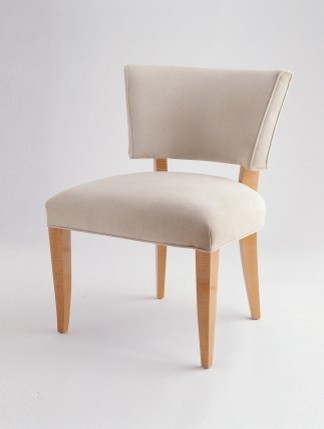 Jan Showers Audrey Slipper Chair contemporary-chairs