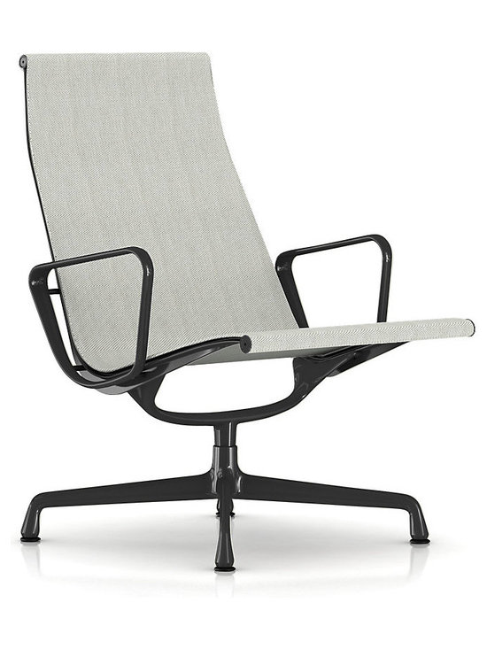 Herman Miller - Eames Aluminum Outdoor Lounge Chair - Made for lounging in the great outdoors, this chair from the iconic design duo of Charles and Ray Eames will have you kicking back in style. Originally created as an outdoor chair for Eero Saarinean in 1953, it has a sleek, minimal profile that offers maximum comfort.