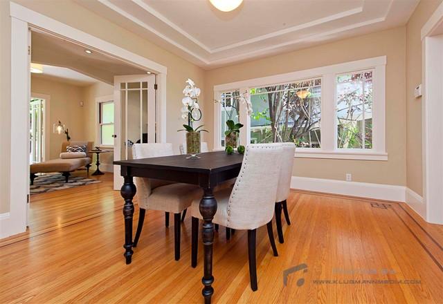 22 San Mateo Rd. Berkeley, 94707 traditional-dining-room