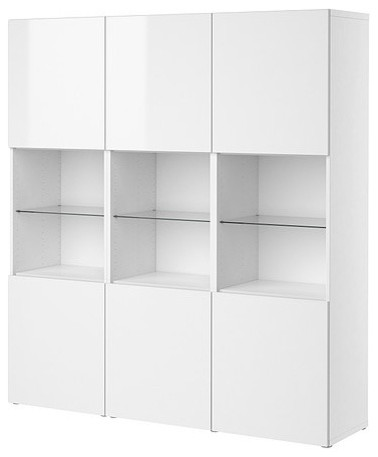 Ikea BESTA Storage Combination | Modern Furniture Design Blog