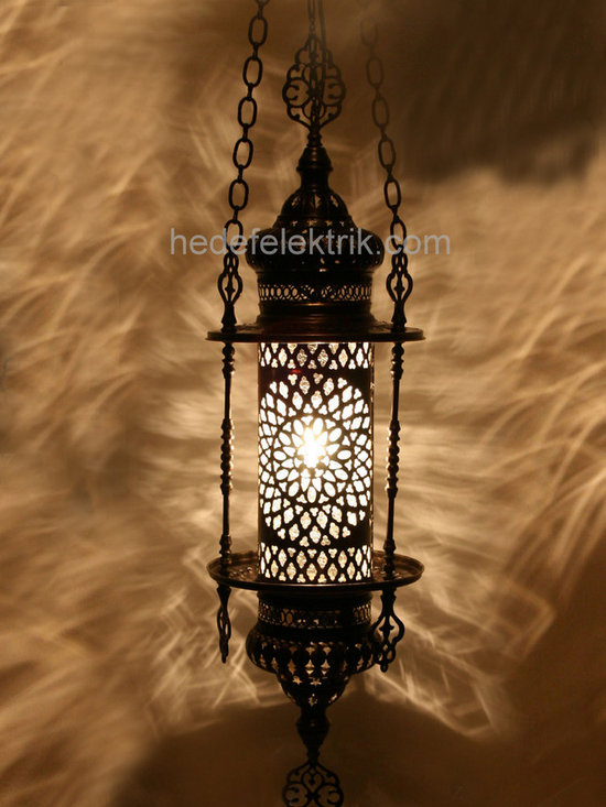 Turkish Style - Ottoman Lighting - *Code: HD-04162_45