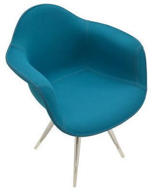 Angel Tailored Armchair by Kubikoff modern-chairs