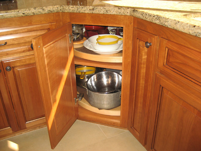 Cabinet accessories full lazy susan