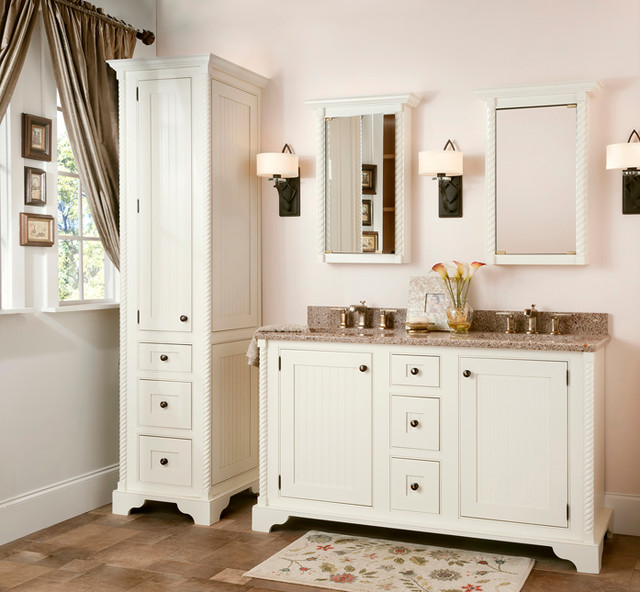 Ascott Furniture Suite From The Elegant Bath Collection