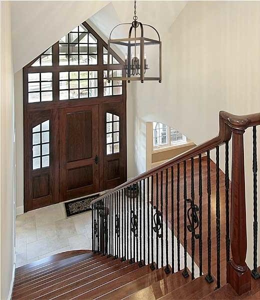 Foyer Ideas Craftsman : Tindale pendant foyer lighting craftsman