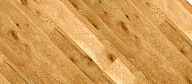 Elmwood Reclaimed Timber - Hardwood White Oak Country Select Flooring & Paneling contemporary-hardwood-flooring