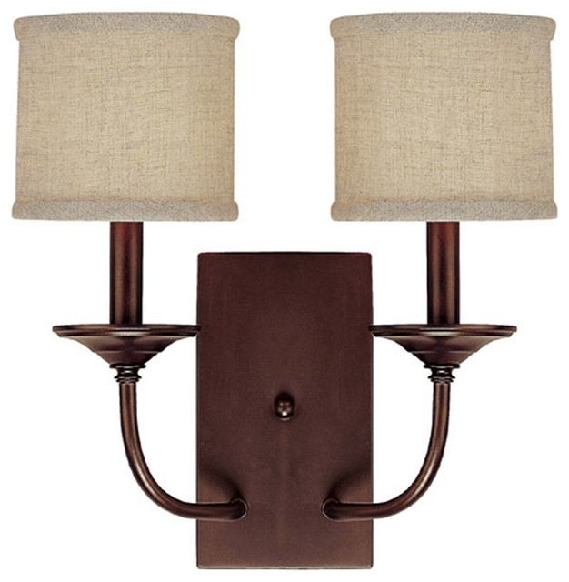 Capital Lighting Loft Transitional Wall Sconce X-864-BB2891 - Transitional - Wall Sconces - by ...