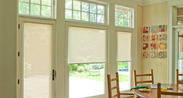 Roller Shades - Traditional - Roller Shades - new york - by Blinds First